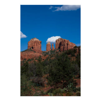 Cathedral Rock 4250 Print