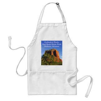 Cathedral Rock, Arizona Adult Apron