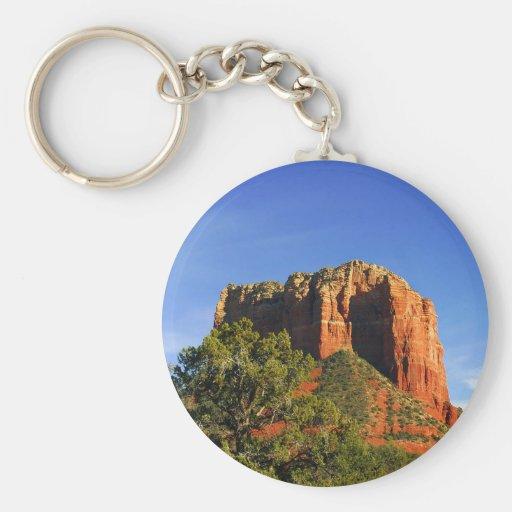Cathedral Rock, Arizona Key Chain