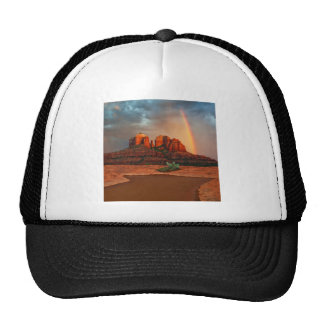 Cathedral Rock Mesh Hats