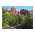 Cathedral Rock in Sedona Arizona Canvas Print