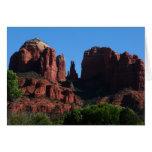 Cathedral Rock in Sedona Arizona Card