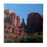 Cathedral Rock in Sedona Arizona Ceramic Tile