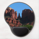 Cathedral Rock in Sedona Arizona Gel Mouse Pad