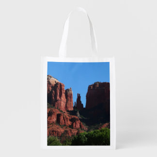 Cathedral Rock in Sedona Arizona Grocery Bag