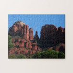 Cathedral Rock in Sedona Arizona Jigsaw Puzzle