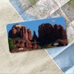 Cathedral Rock in Sedona Arizona License Plate