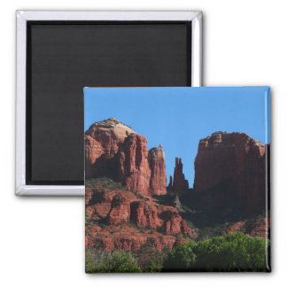 Cathedral Rock in Sedona Arizona Magnet