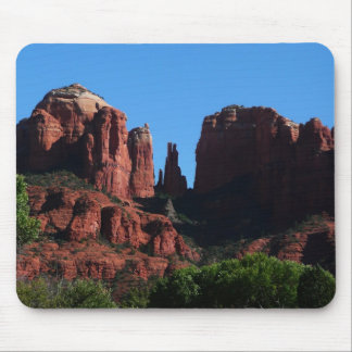 Cathedral Rock in Sedona Arizona Mouse Pad