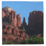 Cathedral Rock in Sedona Arizona Napkin