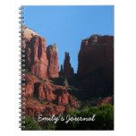 Cathedral Rock in Sedona Arizona Notebook