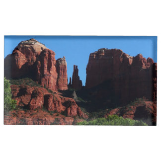 Cathedral Rock in Sedona Arizona Place Card Holder