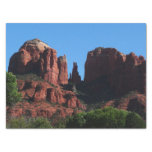 Cathedral Rock in Sedona Arizona Tissue Paper