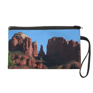 Cathedral Rock in Sedona Arizona Wristlet