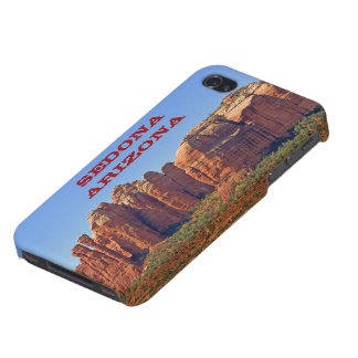 Cathedral Rock iPhone 4/4S Covers