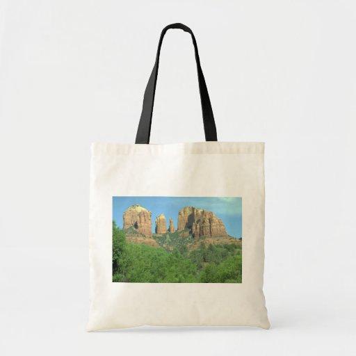 Cathedral Rock near Sedona, Arizona Tote Bag