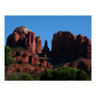 Cathedral Rock Photography Print
