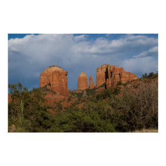 Cathedral Rock Poster 4137