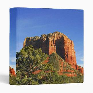 Cathedral Rock, Sedona, Arizona Binder