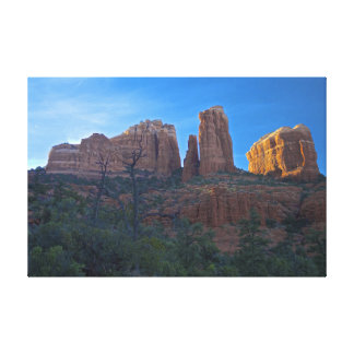 Cathedral Rock Sedona Gallery Wrapped Canvas