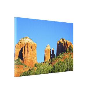 Cathedral Rock Sedona Canvas Print