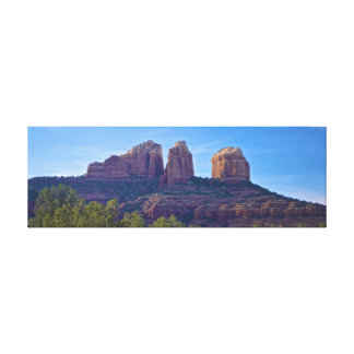 Cathedral Rock Sedona Stretched Canvas Prints