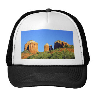Cathedral Rock Sedona Mesh Hats
