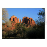 Cathedral Rock Spires Card