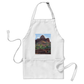Cathedral Rock trail Adult Apron