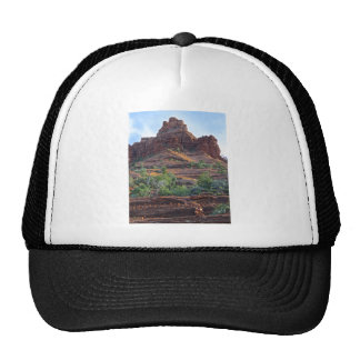 Cathedral Rock trail Trucker Hats