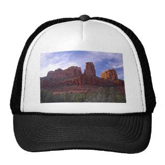 Cathedral Rock trail Sedona Mesh Hats