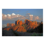 Cathedral Rock Valley 358 Poster