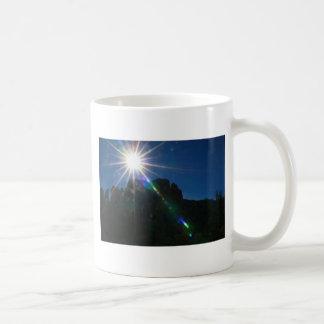Cathedral Rock Vortex horizontal Coffee Mug