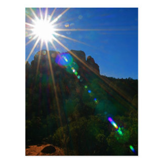 Cathedral Rock Vortex Postcard
