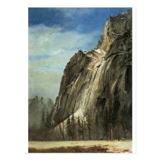 Cathedral Rocks, A Yosemite View Postcard