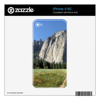 Cathedral Rocks - Yosemite Decals For The iPhone 4