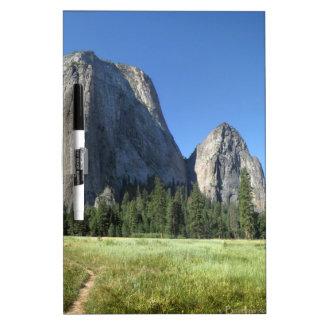 Cathedral Rocks - Yosemite Dry-Erase Board