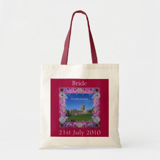 Cathedral rubies art Deco Bridal Bags