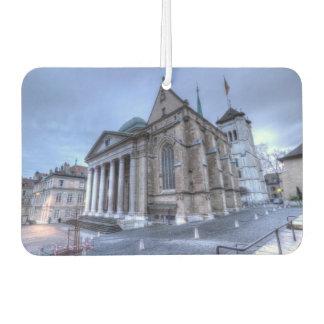 Cathedral Saint-Pierre, Peter, Geneva,Switzerland Air Freshener