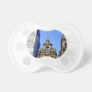Cathedral, Santiago de Compostela, Spain BooginHead Pacifier