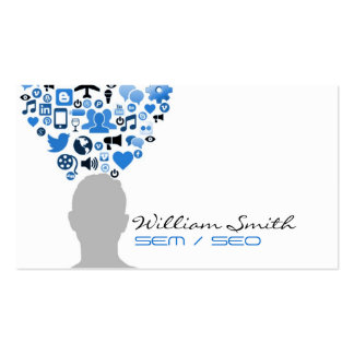 CATHEDRAL/SEM/Social Average Business Card