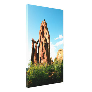 Cathedral Spires Canvas Print