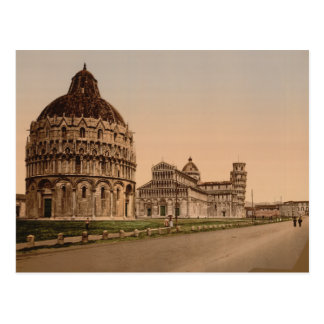 Cathedral Square, Pisa, Tuscany, Italy Postcards