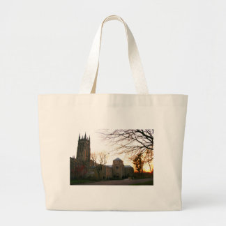 Cathedral Sunset Large Tote Bag