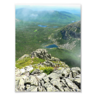 Cathedral Trail, Baxter State Park, Maine Photo Print