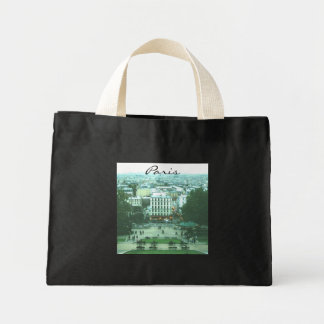 Cathedral View Paris Tote Bag