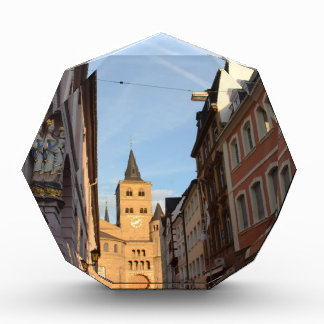 Cathedral View Trier Acrylic Award
