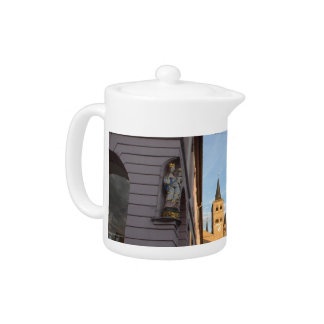 Cathedral View Trier Teapot