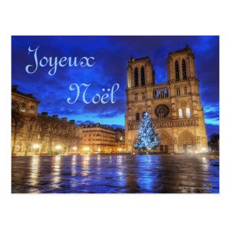 Cathédrale Notre-Dame de Paris Postcard