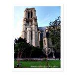 Cathédrale Notre-Dame París Francia Postales
